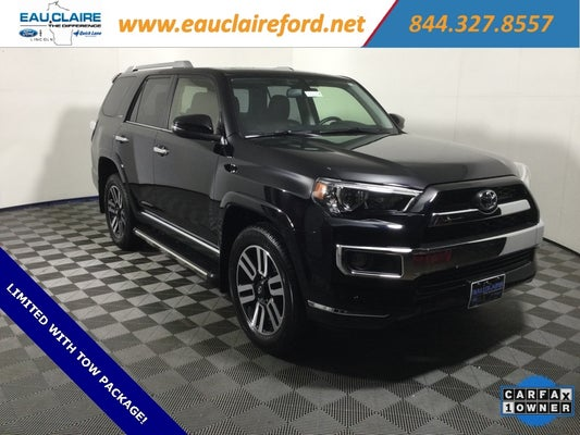 2019 toyota 4runner limited eau claire wi altoona seymour truax wisconsin jtebu5jr5k5632159 eau claire ford lincoln